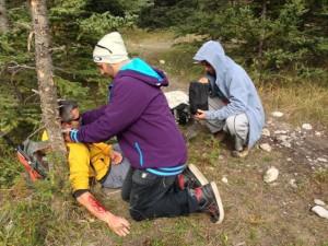 Compound Radius Fracture, Rocky Mountain Adventure Medicine