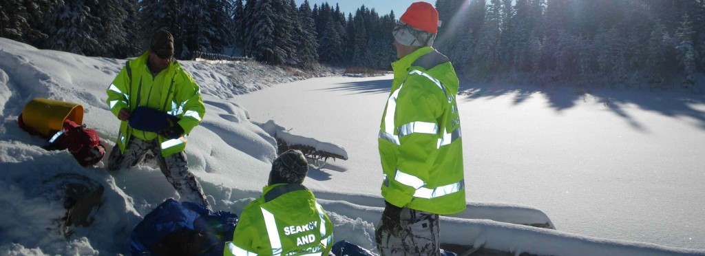 Winter Search and Rescue