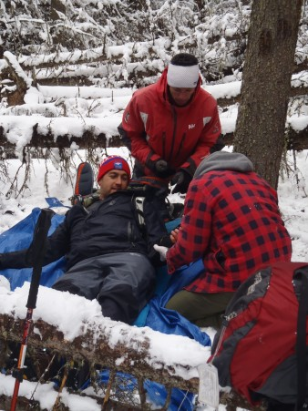 Backcountry Emergencies, Rocky Mountain Adventure Medicine
