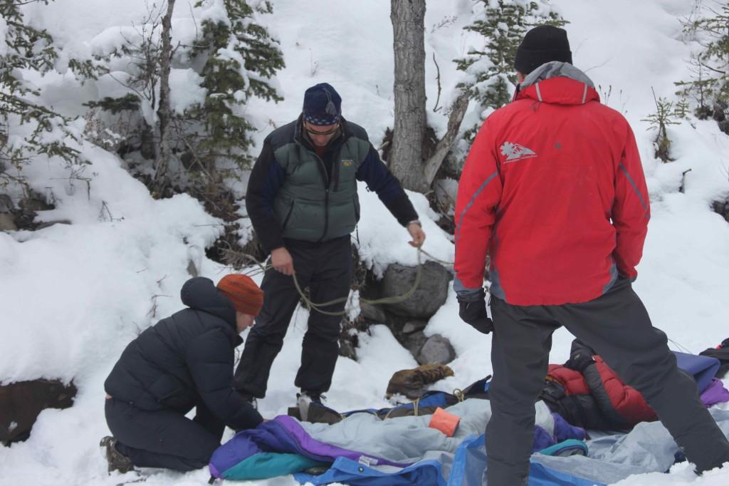 Rocky Mountain Adventure Medicine, Wilderness Medicine