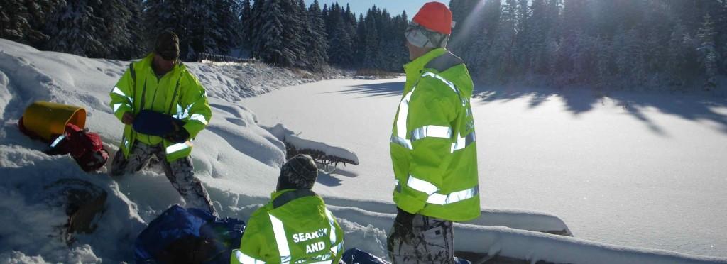 Winter Search and Rescue